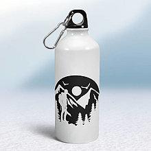 Nádoby - Turistická fľaša - 12454253_