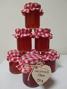 Potraviny - Melónový džem - 12459089_