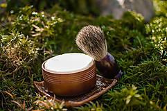 Drogéria - Mydlo na holenie - ručne robené, 110 g - 12459250_