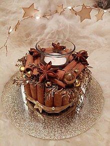 Dekorácie - Svietnik na čajovú sviečku - Ty si moja hviezdička - 12454770_