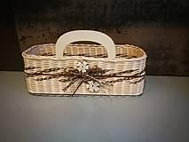 Košíky - Košík na vajíčka - 12457039_