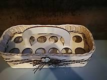 Košíky - Košík na vajíčka - 12457043_