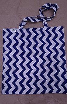 Nákupné tašky - Nákupná taška Geometria 2 - 12454243_