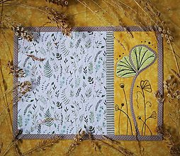 """Úžitkový textil - Prestieranie """" Original by Kajura No.46:) - 12458366_"""