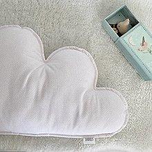 "Textil - Oblak/Mantinel  ""Pink Dots"" - 12455506_"