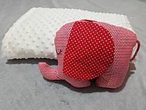 Textil - Ružové pohladenie - 12464056_