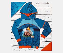 Detské oblečenie - Mikina - dino - 12462988_