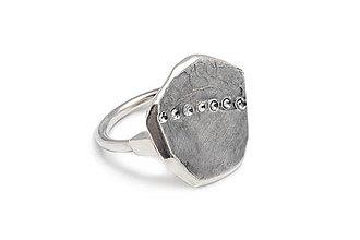 Prstene - Pečetní prsten Roman - 12463877_