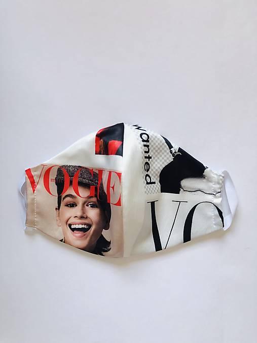 Rúško Vogue