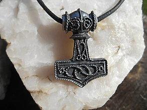 Šperky - pre Vikingov-Thorovo kladivo - 12469310_