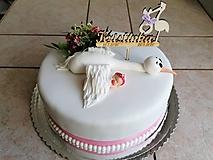 Zápich -krst - bocian