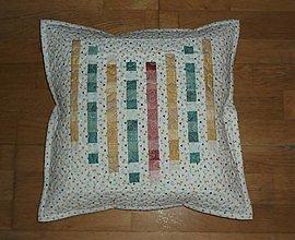 Úžitkový textil - Obliečka na vankúšik (č.3) - 12469089_