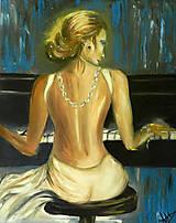 Obrazy - Elegancia - 12468269_