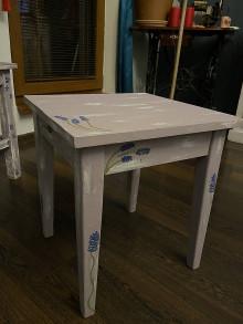 Nábytok - Levanduľa stolček - 12465537_