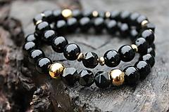Šperky - BICONE 04 - 12467387_