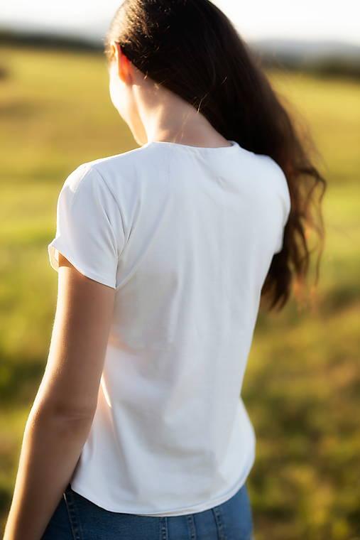 tričko Sága krásy