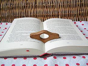 Drobnosti - Pomôcka pri čítaní knihy.. - 12465730_