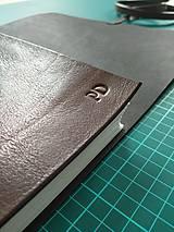 Papiernictvo - Kožená fotokniha Lukas - 12468015_