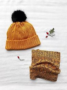Detské oblečenie - Nákrčník Tunel, OEKO-TEX® - rôzne farby - 12473639_