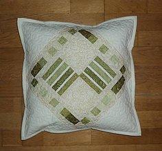 Úžitkový textil - Obliečka na vankúšik - 12472351_