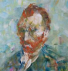"""Obrazy - maľba """"Vincent"""" - 12471020_"""