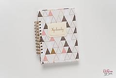 Papiernictvo - Zápisník na objednávky - 12472814_