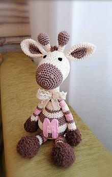 Hračky - Žirafa Elie - 12470652_