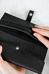 Peňaženky - kožená peňaženka_street - 12473772_