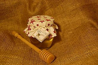 Potraviny - Vianočná textília na medík - 12471435_