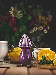 Pomôcky - Citrusovač - lis na citrusy - lila - 12470228_