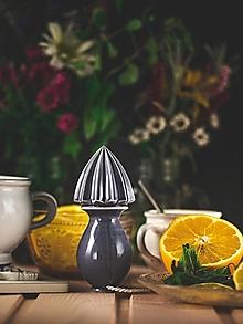 Pomôcky - Citrusovač - lis na citrusy - levandule - 12470245_