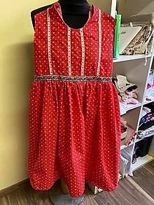 Detské oblečenie - šaty - šatová sukňa - ľudová - 12470413_