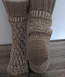 Obuv - Pánske melirované ponožky - 12471217_