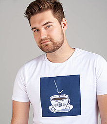Tričká - Vianočné tričko PELÍŠKY (UNISEX) - 12472615_
