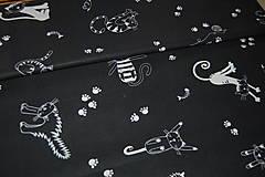 Textil - mačky - 12470773_