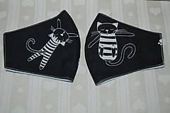 Textil - mačky - 12470784_
