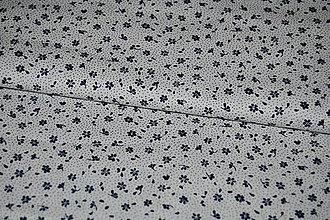 Textil - metráž kvietky - 12473390_