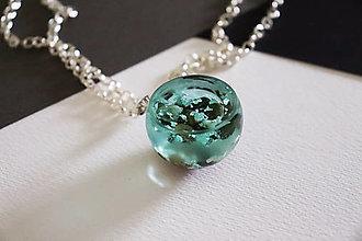 Náhrdelníky - Neoli - pologuľa náhrdelník - 12473334_