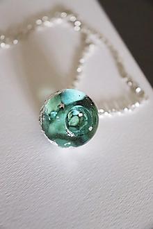 Náhrdelníky - Neoli - guľa náhrdelník - 12473418_