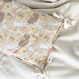 """Textil - Mantinel """"Bears & Bees"""" - 12473134_"""