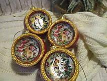 Dekorácie - Vianočné ozdoby - 12476085_