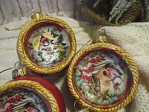 Dekorácie - Vianočné ozdoby - 12476086_