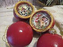 Dekorácie - Vianočné ozdoby - 12476087_