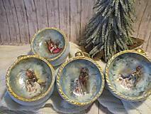 Dekorácie - Vianočné ozdoby - 12476109_