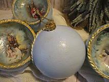 Dekorácie - Vianočné ozdoby - 12476112_