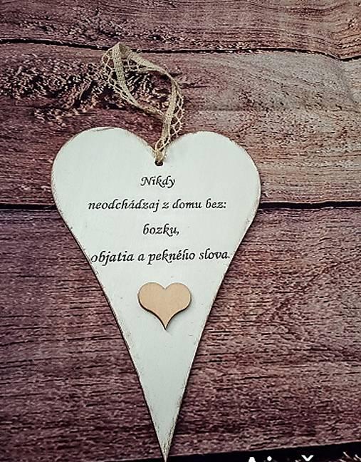 Srdiečko - neodchádzaj