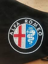 Rúška - Pánske rúško Alfa Romeo1 - 12478686_