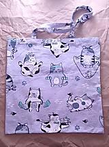 Nákupné tašky - Nákupná taška - 12478556_