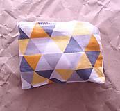 Nákupné tašky - Nákupná taška Geometria 4 - 12478564_