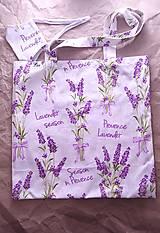 Nákupné tašky - Set nákupnej tašky a rúška - 12478734_